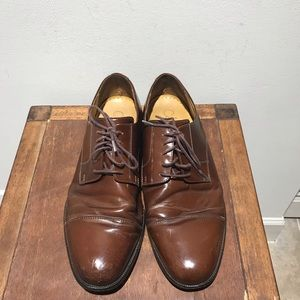 Cole Hann brown Oxford Shoes